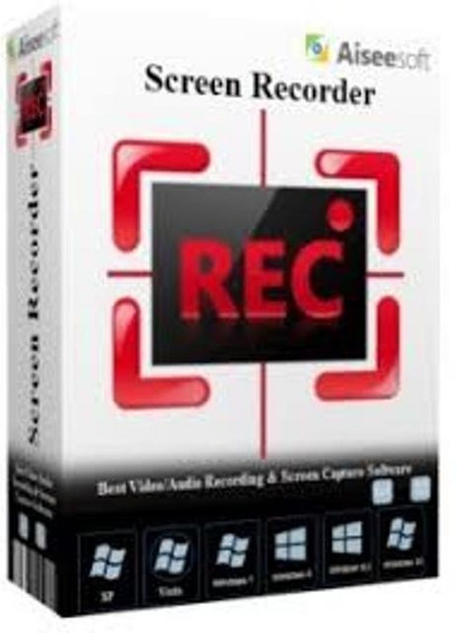 Aiseelsoft Screeen Recorder Captura De Tela