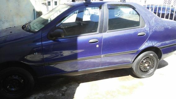 Fiat Siena 1.6 El Spi Ano 1998