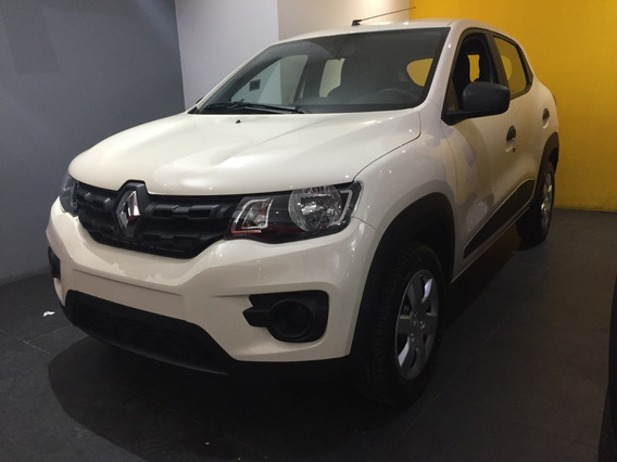 Nuevo Renault Kwid Zen 1.0 0 Km Contado Promo Oferta 2020