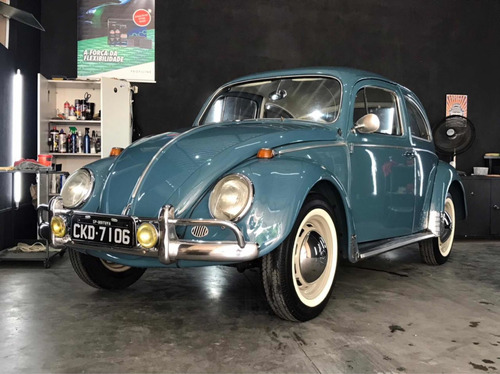 Volkswagen Fusca Colecionador