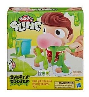 Play-doh Mocoso Scotty Play-doh Mocoso Scotty Tk657