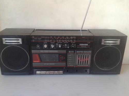 Radio Toshiba Stereo Cassete Recorder Rt-sx28