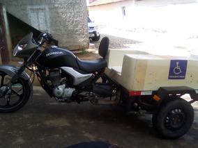 Triciclo De Carga Honda/brazcar (não Fusco, Yamaha, Shineray
