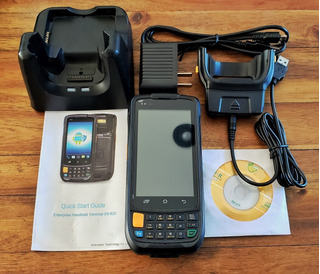 Pos Punto De Venta Scanner Laser Android