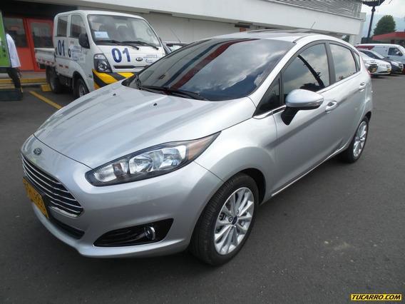 Ford Fiesta Hb