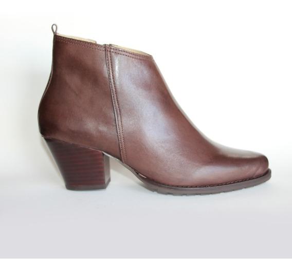 Bota De Couro Legítimo Country - For Up Shoes