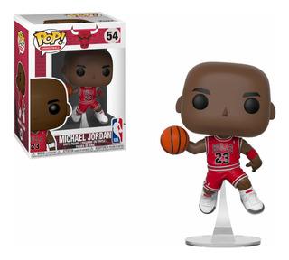 Michael Jordan - Funko Pop - Nba - Original - Número 54