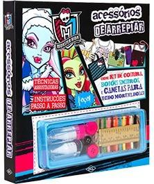 Monster High - Acessórios De Arrepiar R$9,90