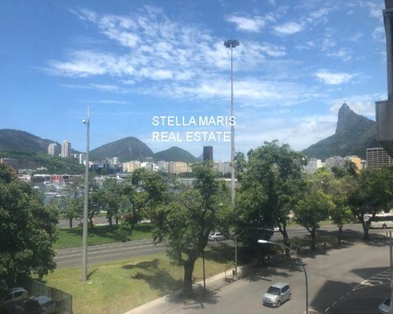 Flamengo, Av. Rui Barbosa, Amplo Apartamento De 430 M2 Para Locação - Ap-fl-021