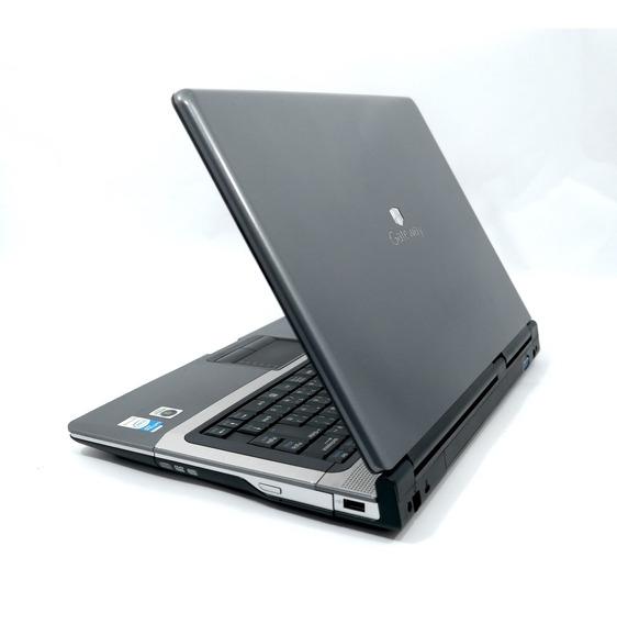 Promoção Notebook Gateway Core 2.0ghz Hd500 4gb Usado