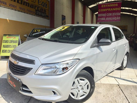 Chevrolet Onix 1.0 Joy 2017 Completo Kingcar Multimarcas