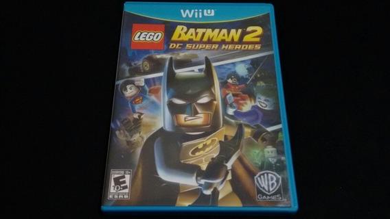 Batman 2 Dc Lego Super Heroes Nintendo Wii U