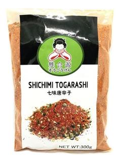 Togarashi X 300 Gr Condimento 7 Especias