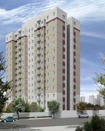 Apartamento Em Jardim São Savério, São Paulo/sp De 61m² 2 Quartos À Venda Por R$ 166.335,00 - Ap253944