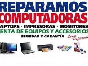 Servicio, Reparacion De Pc, Laptos, Modem, Routers, Camaras