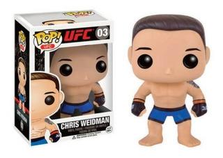 Funko Pop! Ufc! Chris Weidman #03