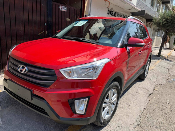 Hyundai Creta 1.6 Gls At 2017
