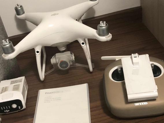 Drone Dji Phantom 4 Pro - Homologado Br