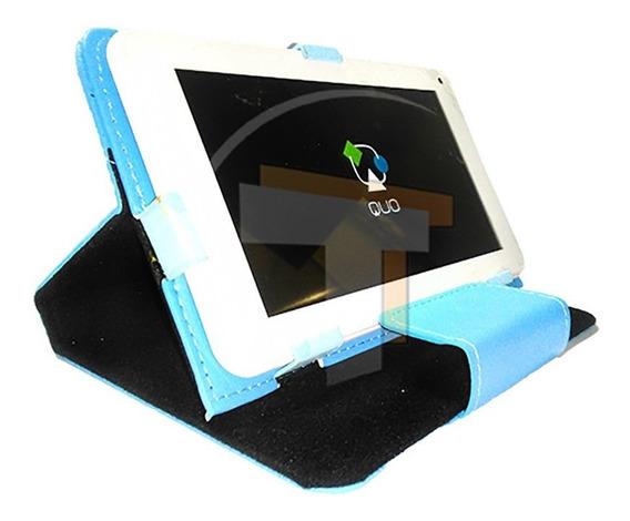 Forro Estuche Case Tablet 7 Pulgadas Besdata Azul