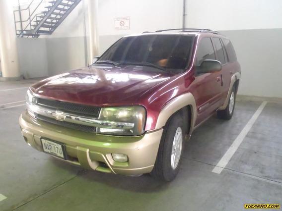 Chevrolet Trailblazer Automatico