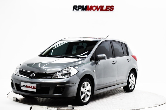 Nissan Tiida 1.8 Tekna 2013 Rpm Moviles
