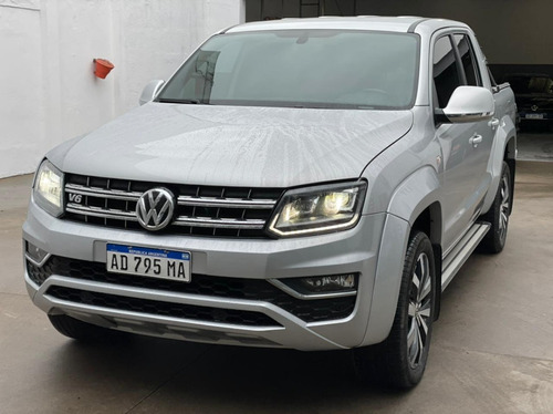 Volkswagen Amarok V6 Extreme 2019 - Brian Avalos
