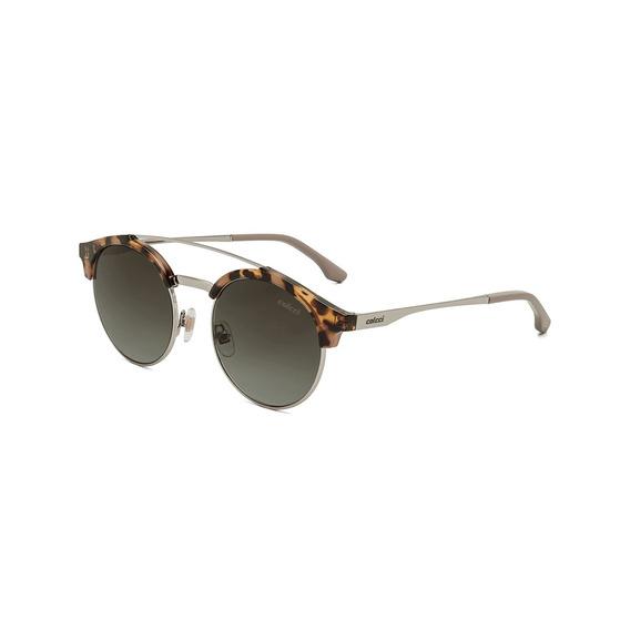 Óculos Sol Colcci Tarsi C0131fe934 Demi Pig Marrom Bege/ Ros