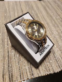 Reloj Hombre Armitron 20/4963svtt