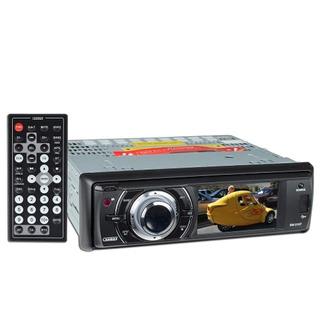 Auto Radio Sumas Multimedia Con Dvd Y Pantalla Touch