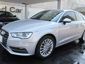 Audi A3 1.4 Ambiente At Plata 2015