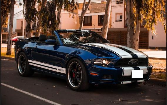 Ford Mustang Convertible / Descapotable
