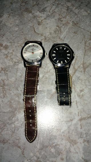 02 Relógios Champion - Muito Barato