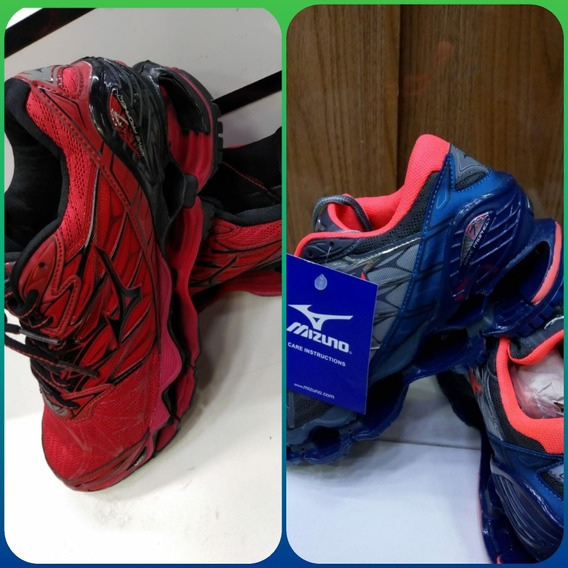 Tênis Mizuno Wave Prophecy 7 E 8