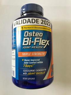 Osteo Bi-flex 200 Caps/val 2021/frete Gts/pronta Entrega/eua