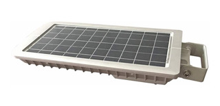 Luminaria Solar,1100lm,luz Fija +12 Horas, Ilumina 100 Watts