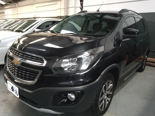 Chevrolet Spin 1.8 Activ 2015 Ilarioautos