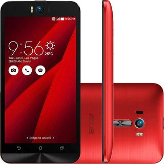 Asus Zenfone Selfie Zd551kl 32gb 3gb Ram Vermelho Vitrine 2