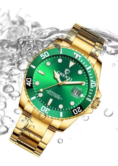 Relógio Masculino Chenxi 100% Original + Garantia