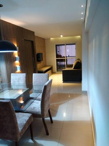 Apartamento Com 3 Dormitórios À Venda, 75 M² Por R$ 520.000,00 - Jardim Aquarius - São José Dos Campos/sp - Ap4350