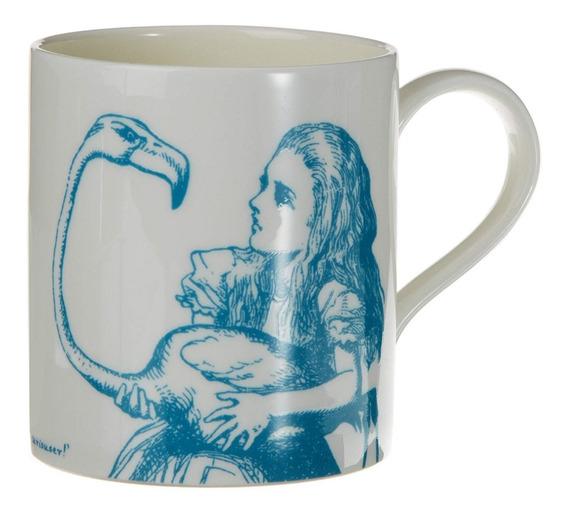 Taza Alicia Alice In Wonderland Whittard Porcelana