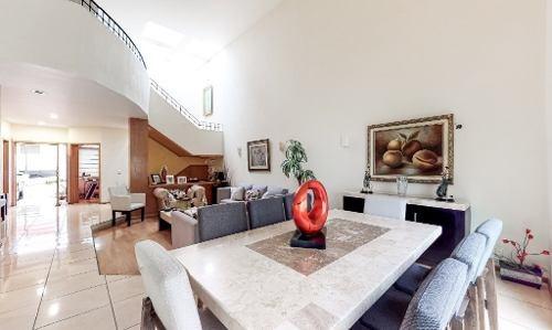 Hermosa Casa En Venta Coto La Joya Residencial Por Prolongacion Azaleas, C. Bugambilias