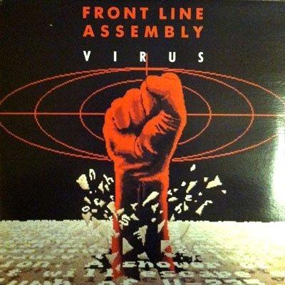 Lp Virus - Front Line Assembly (importado)