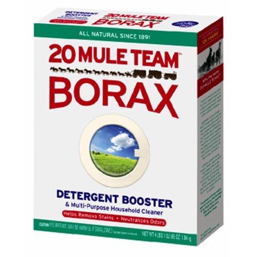 Borax 20 Mule Team Detergent Booster 65 Oz