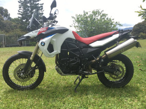 Bmw F800gs Edicion 30 Years Original