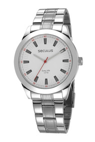 Relógio Seculus Masculino 28978g0svna2