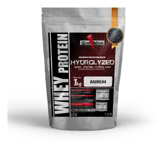 Whey Protein Hidrolisado Steel Made 1kg Pct