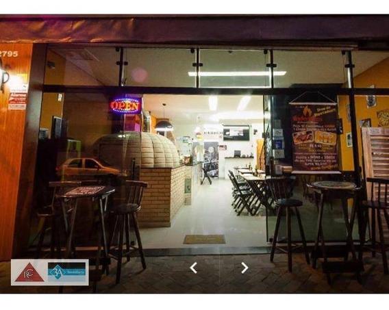 Ótimo Salão Comercial No Tatuapé , Com 180 M De Área Construída, Dividido Em 2 Pavimentos. - Sl0202