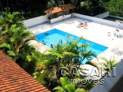 Imagem 1 de 11 de Chácara Com 5 Dormitórios À Venda, 6400 M² Por R$ 2.800.000 - Dos Finco - São Bernardo Do Campo/sp - Ch0441