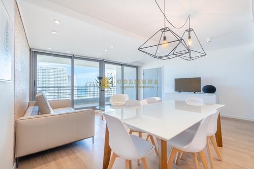 Excelente Apartamento De Dos Dormitorios Con Vista Al Mar En Venta Alexander Boulevard- Ref: 3683