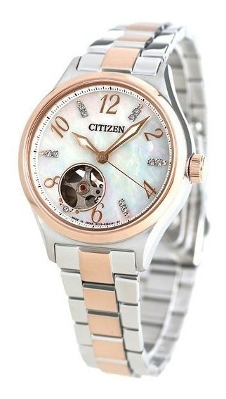 Relógio Citizen Collection Pc1006-84d Feminino